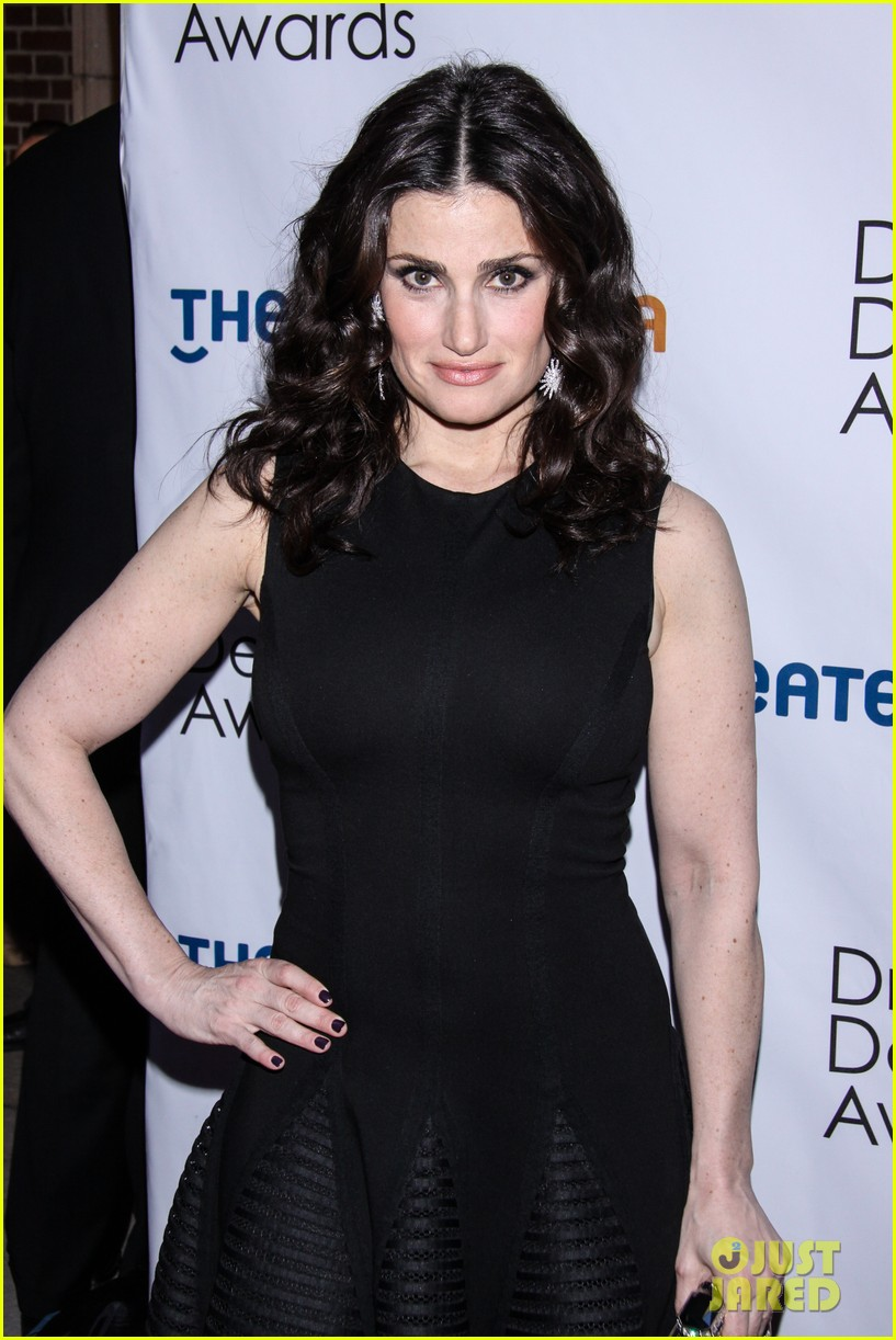 idina menzel sutton foster broadway ladies at drama desk awards 143126241