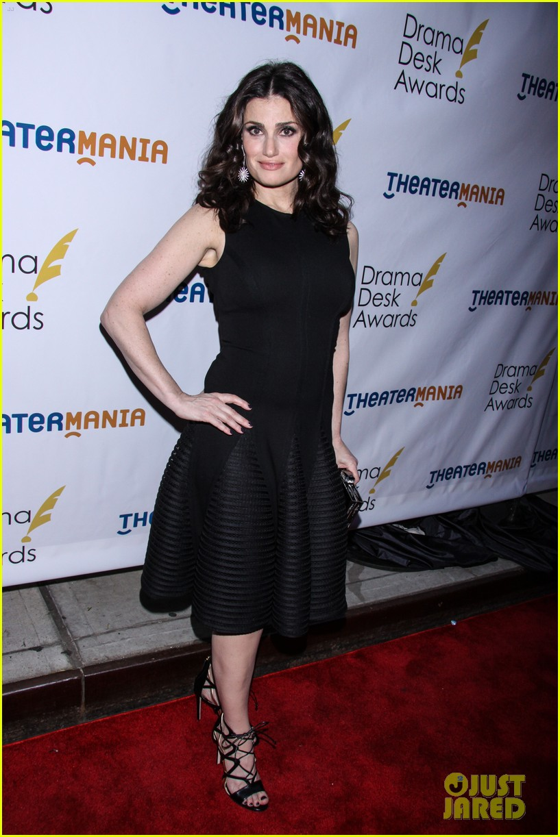 idina menzel sutton foster broadway ladies at drama desk awards 15