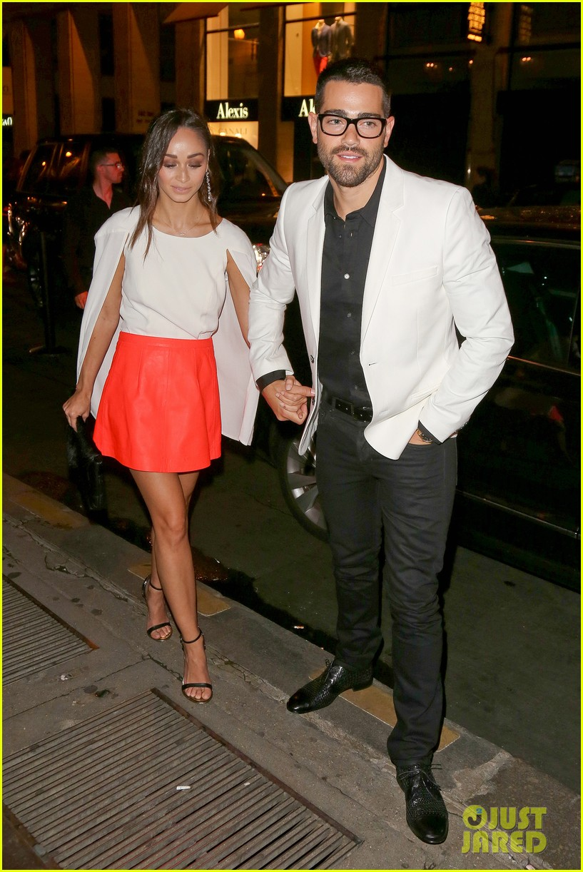 joe jonas jesse metcalfe dinner paris fashion week 123145341