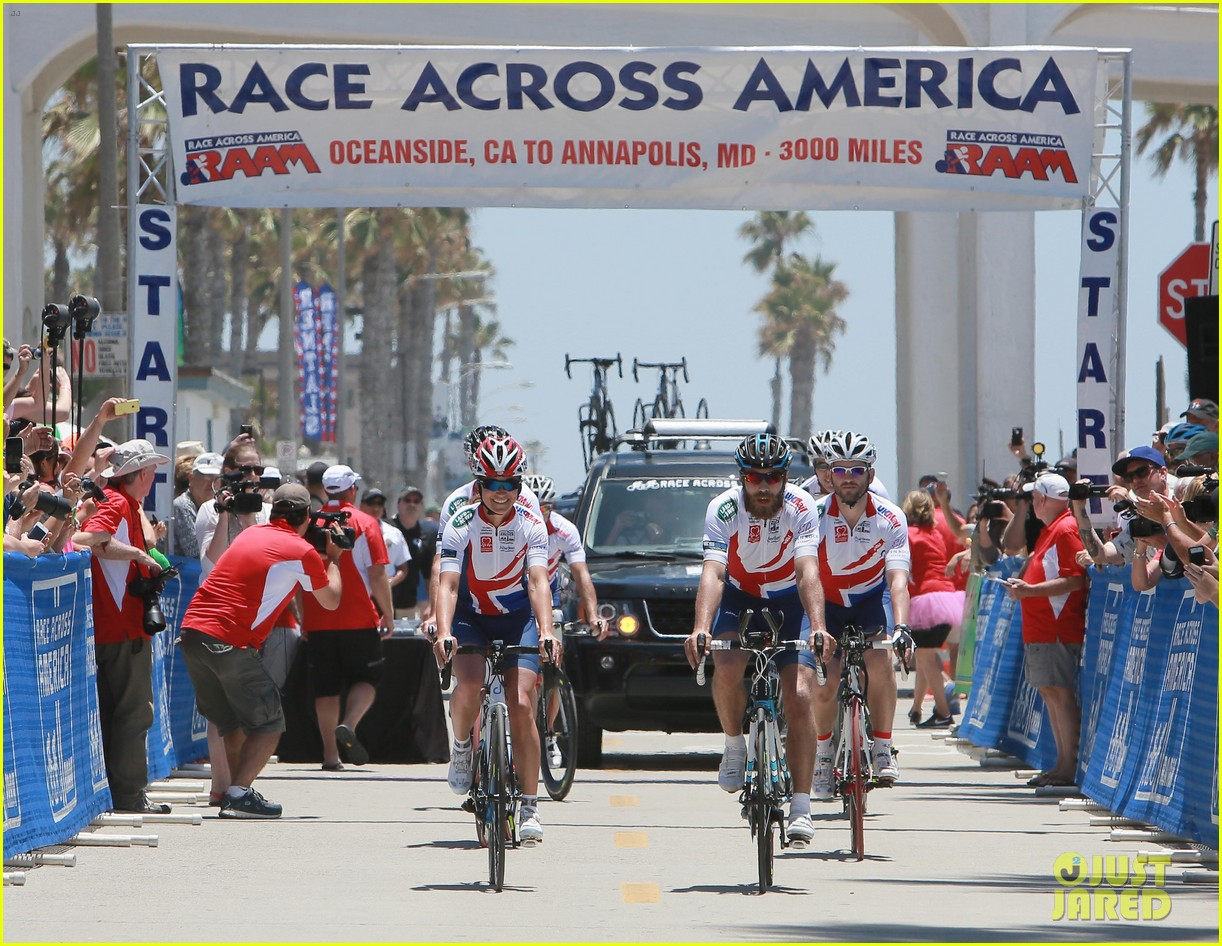 pippa middleton brother james kick off race across america 023135662