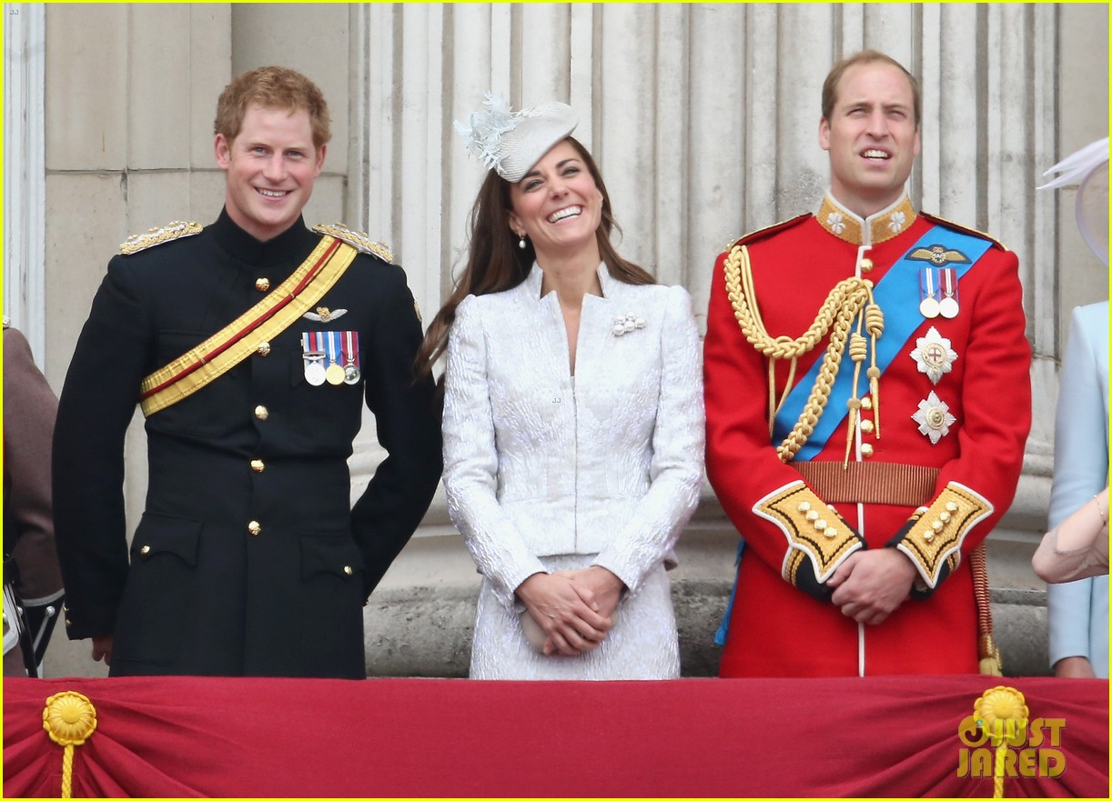 kate middleton prince william harry favorite royal trio 01
