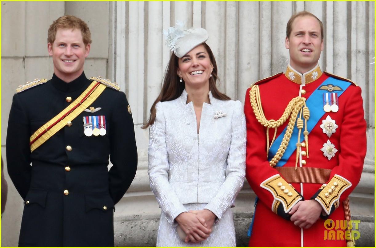 kate middleton prince william harry favorite royal trio 14