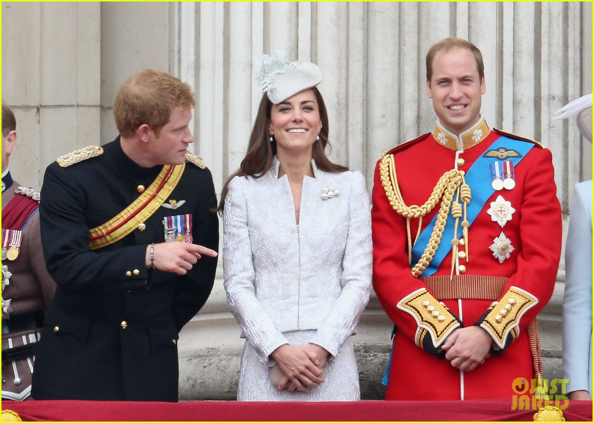 kate middleton prince william harry favorite royal trio 183135482