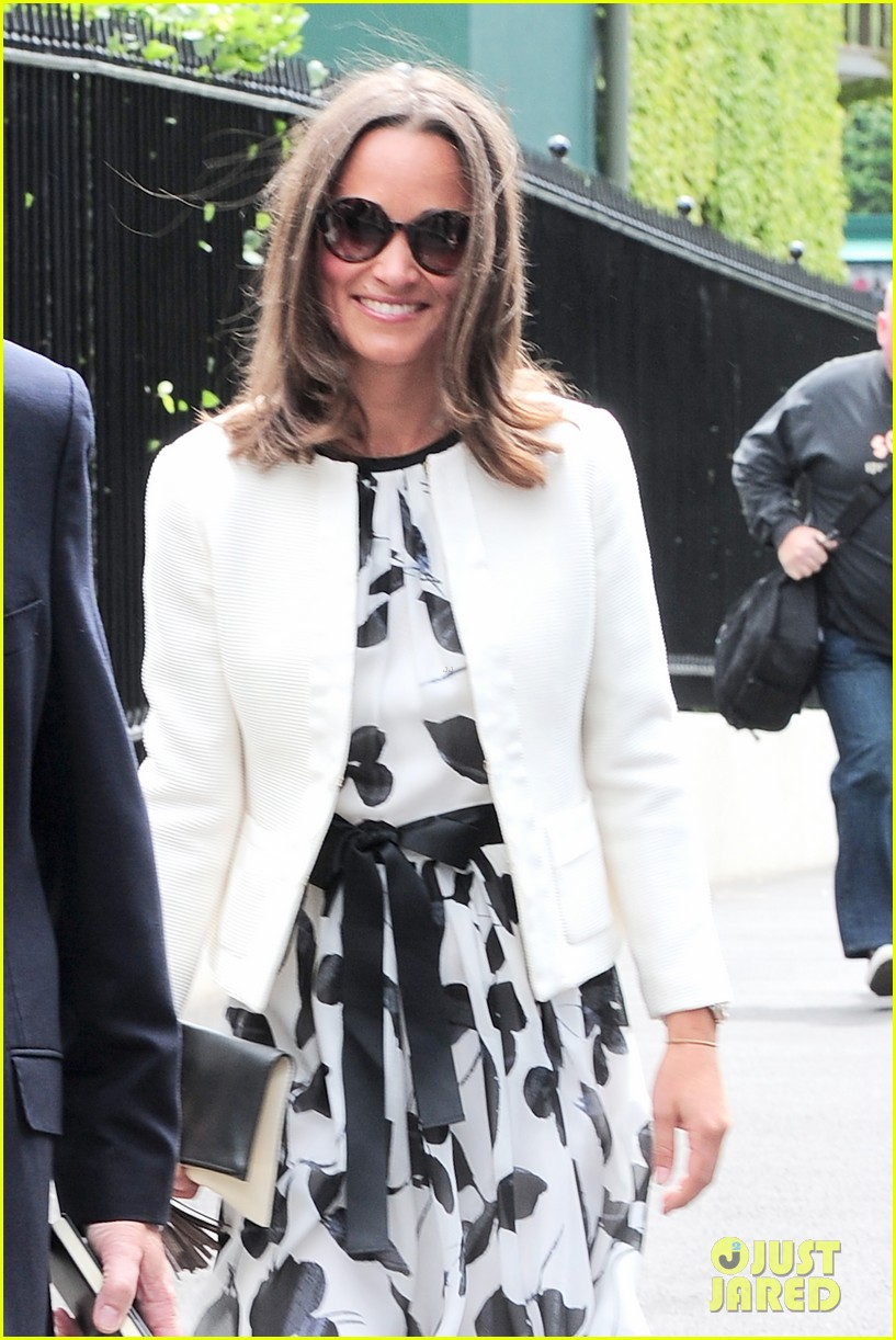 pippa middleton james middleton wimbledon spectators 02