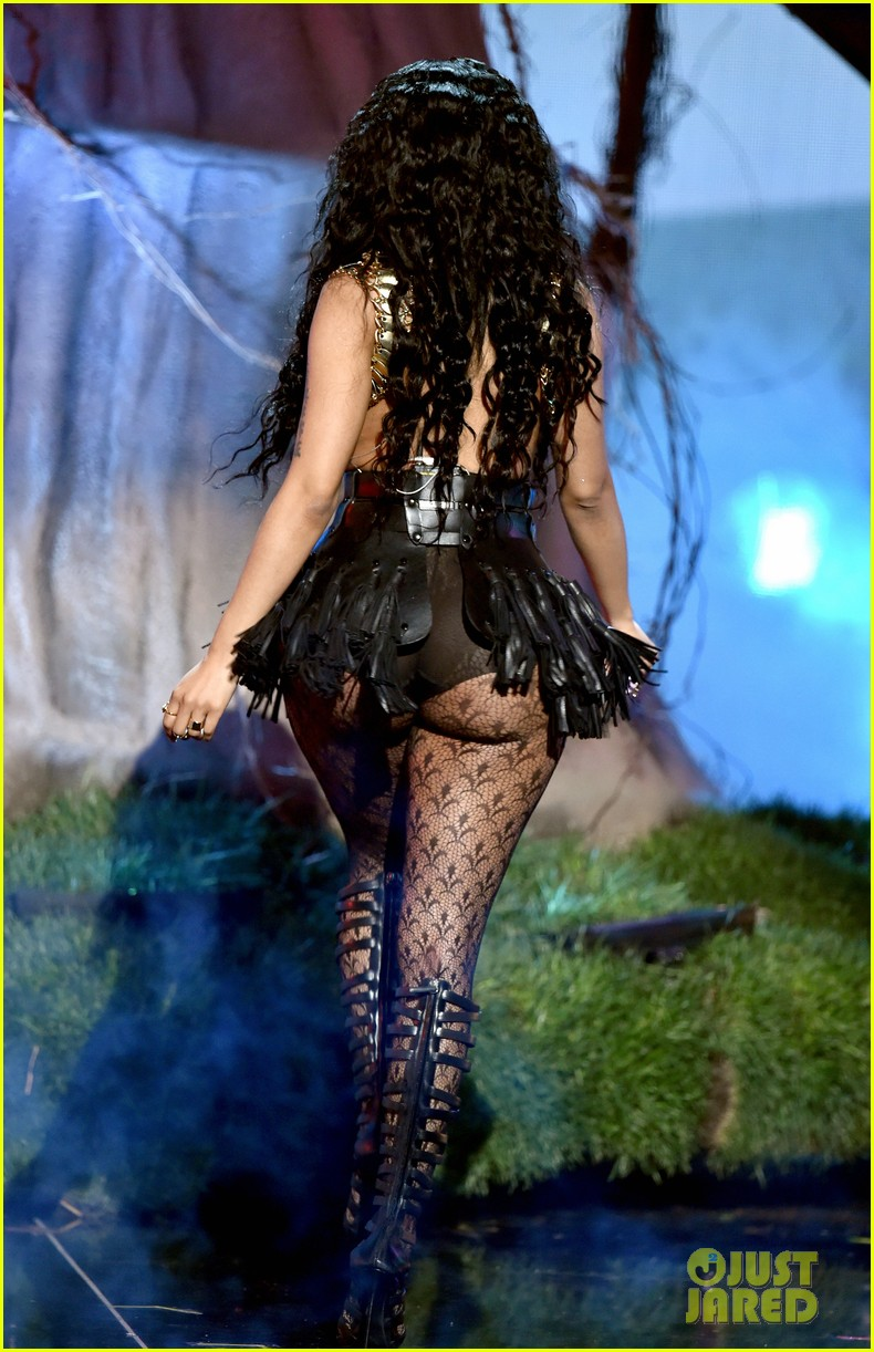nicki minaj bet awards 2014 05