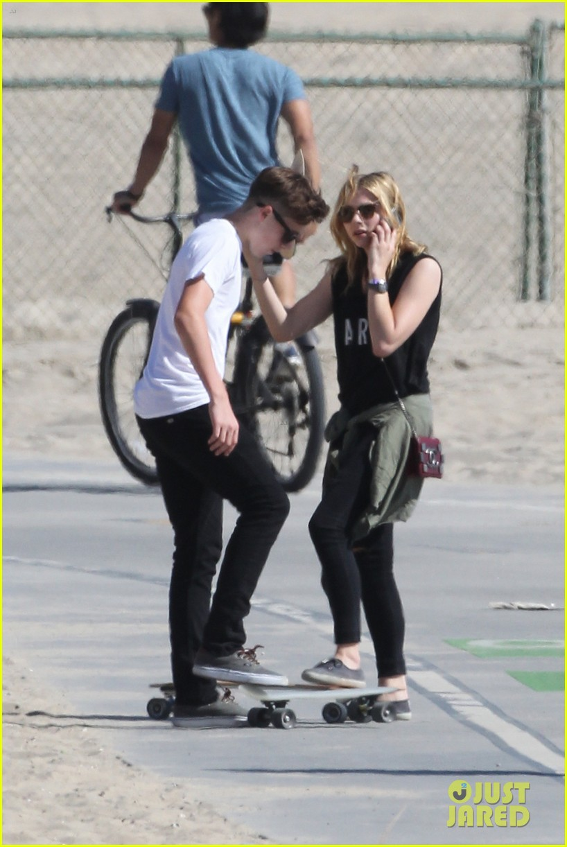 chloe moretz if stay poster skateboarding 033138362