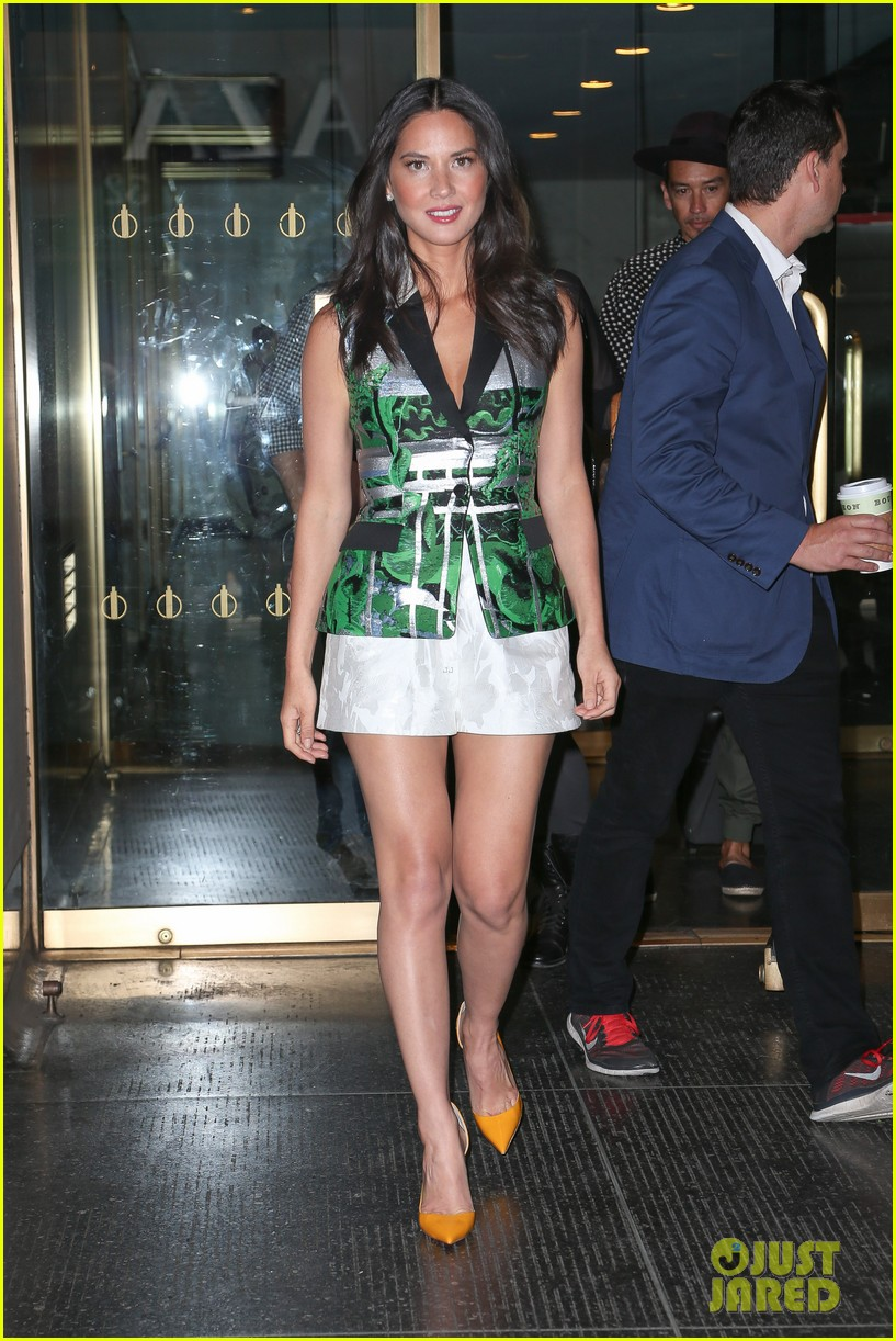olivia munn today show 013142566