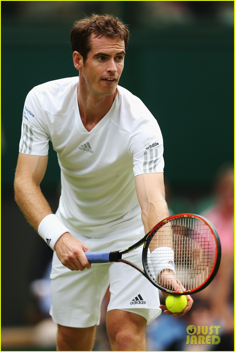 andy murray girlfriend kim sears supports him at wimbledon 103141792