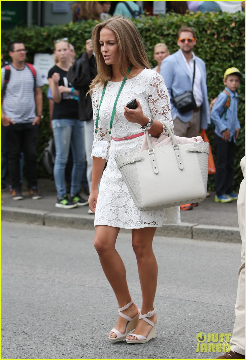 andy murray girlfriend kim sears supports him at wimbledon 223141804