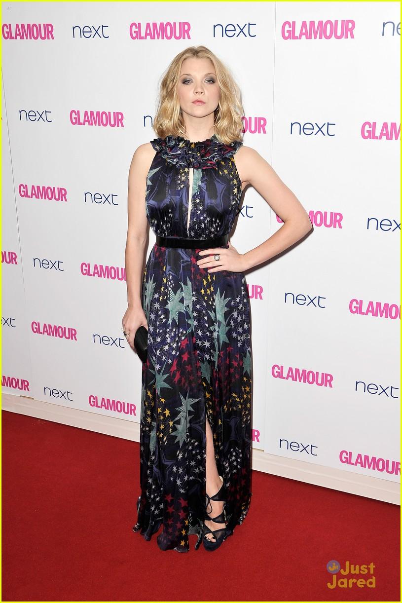 natalie dormer sophie turner sarah gadon glamour awards 013127734