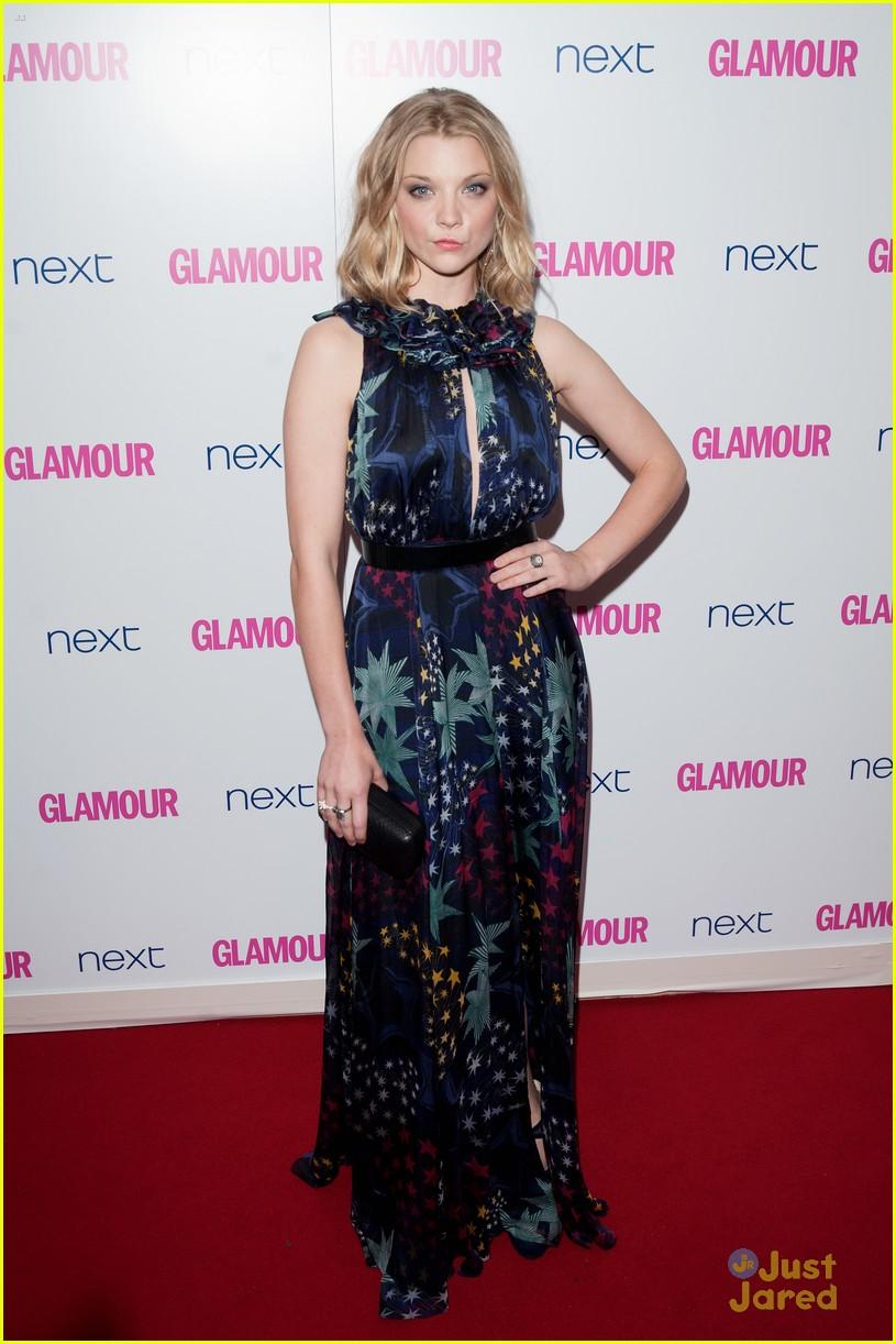 natalie dormer sophie turner sarah gadon glamour awards 063127739