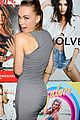 naya rivera ireland baldwin galore magazine party 04