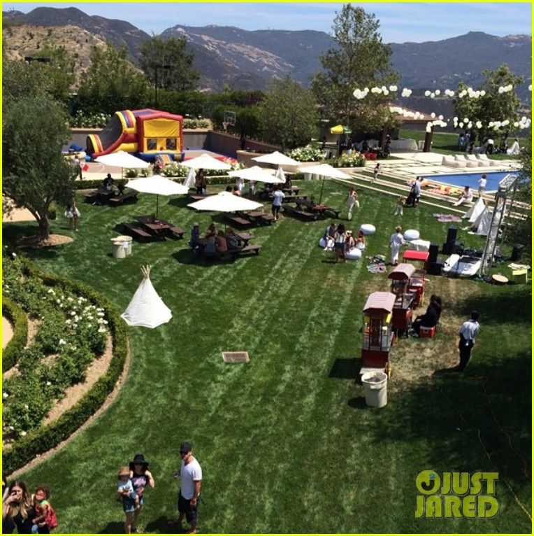 kim kardashian kanye west north birthday kidchella 053141149