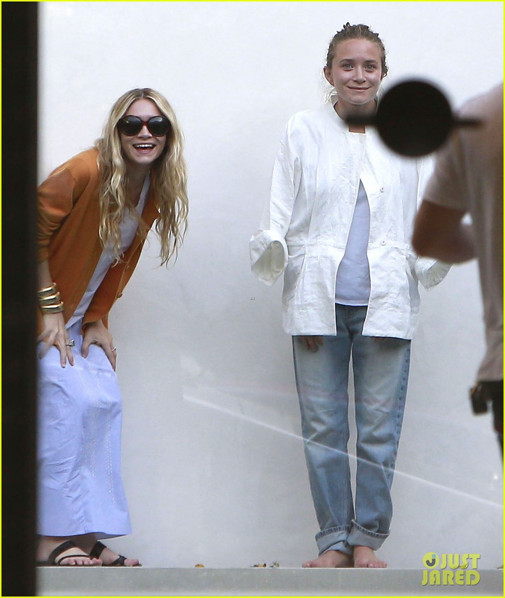 mary kate ashley olsen dedicated their cfda award 033129534