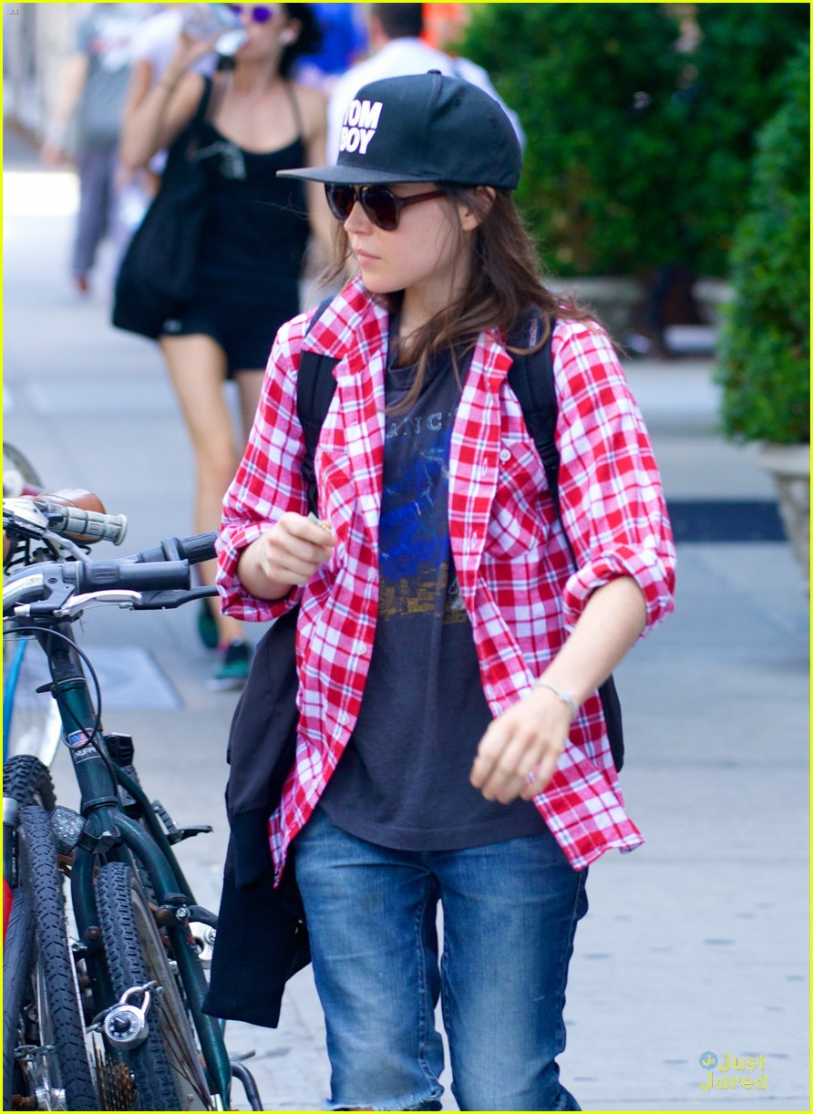 ellen page wants you to stand against march for marriage 023139715