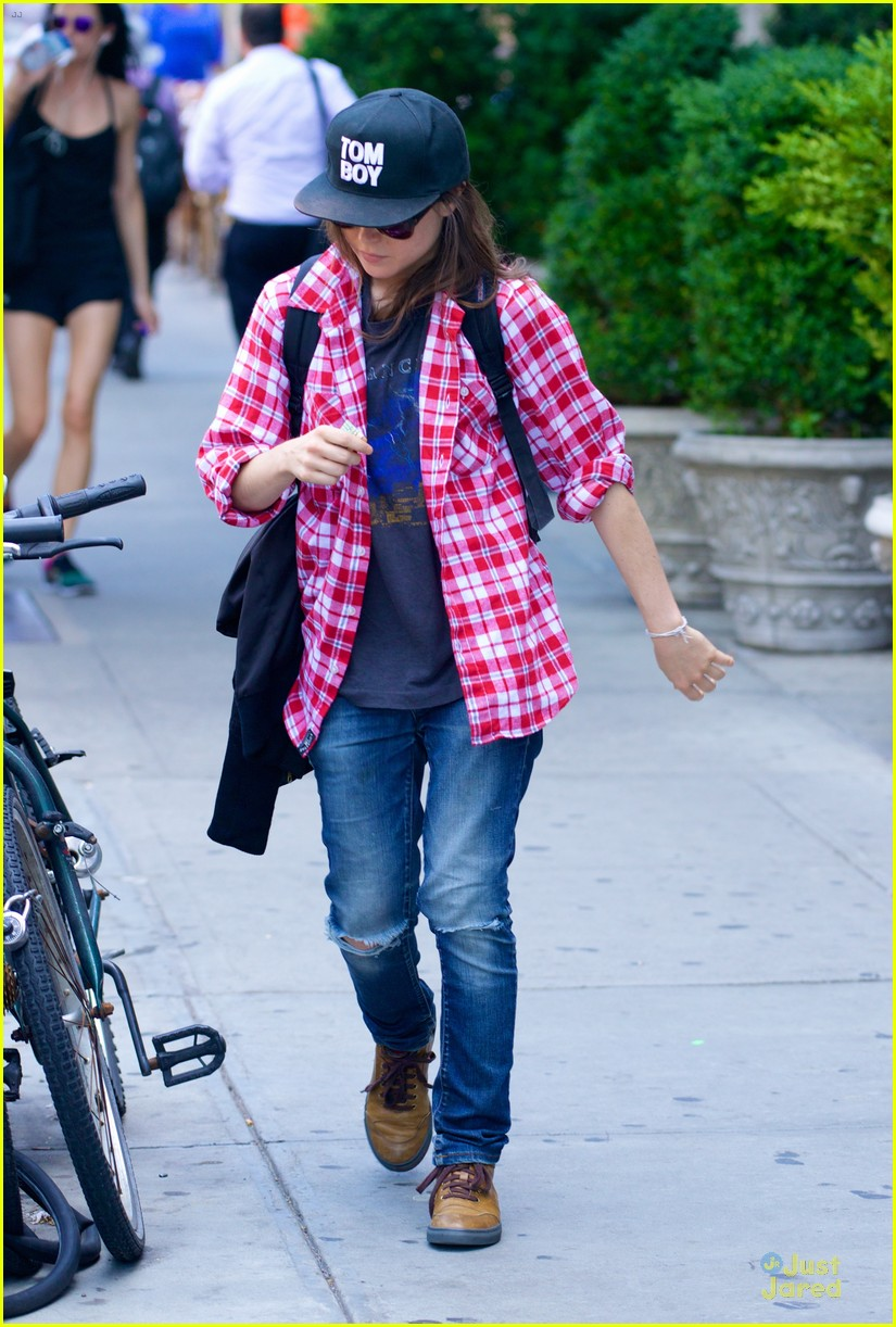 ellen page wants you to stand against march for marriage 033139716