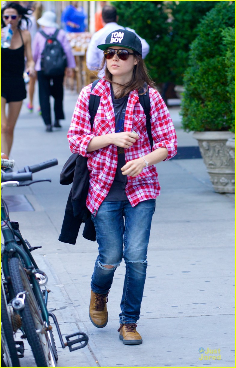 ellen page wants you to stand against march for marriage 063139719