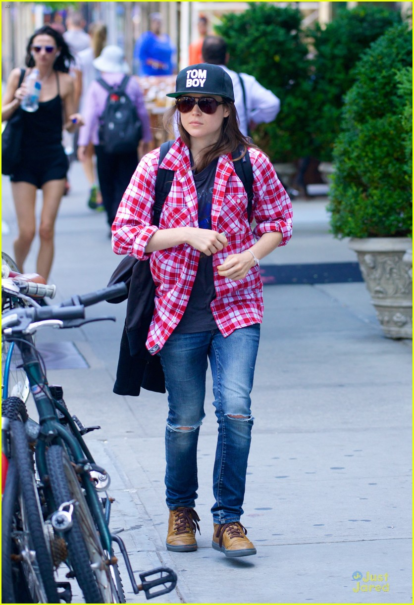 ellen page wants you to stand against march for marriage 093139722