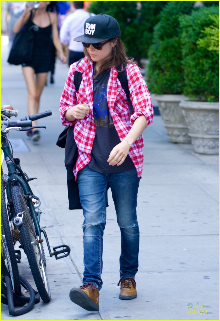 ellen page wants you to stand against march for marriage 103139723