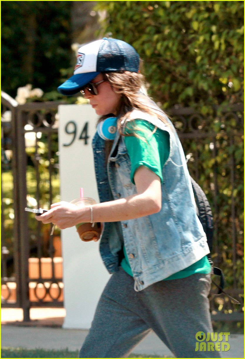 ellen page go see obvious child 073141367
