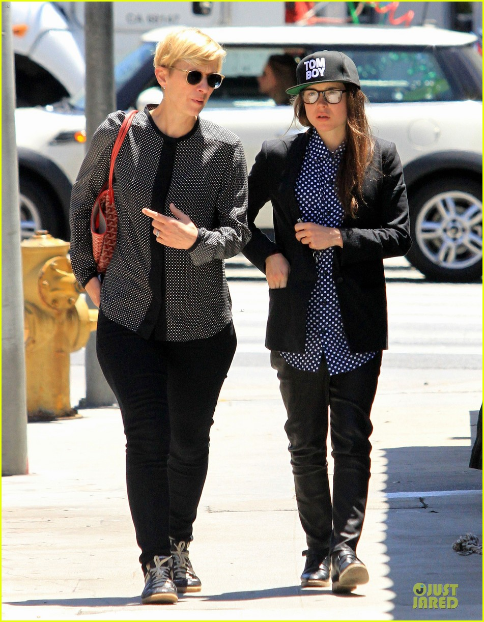 ellen page crafts tom boy image 083125432