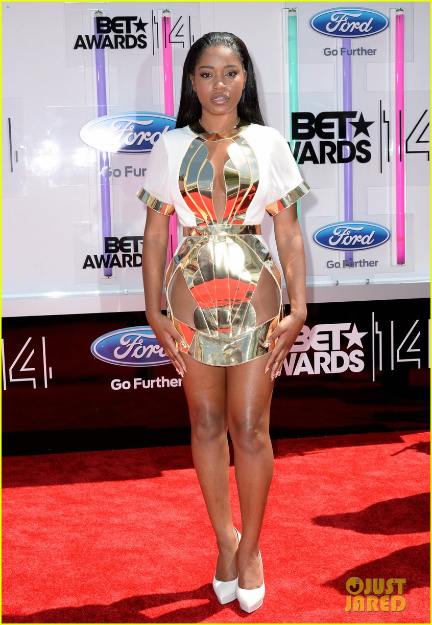 keke palmer bet awards 2014 013146247