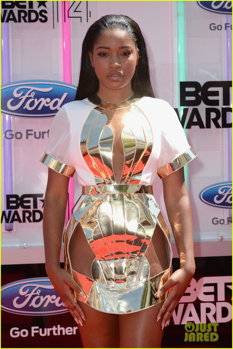 keke palmer bet awards 2014 03
