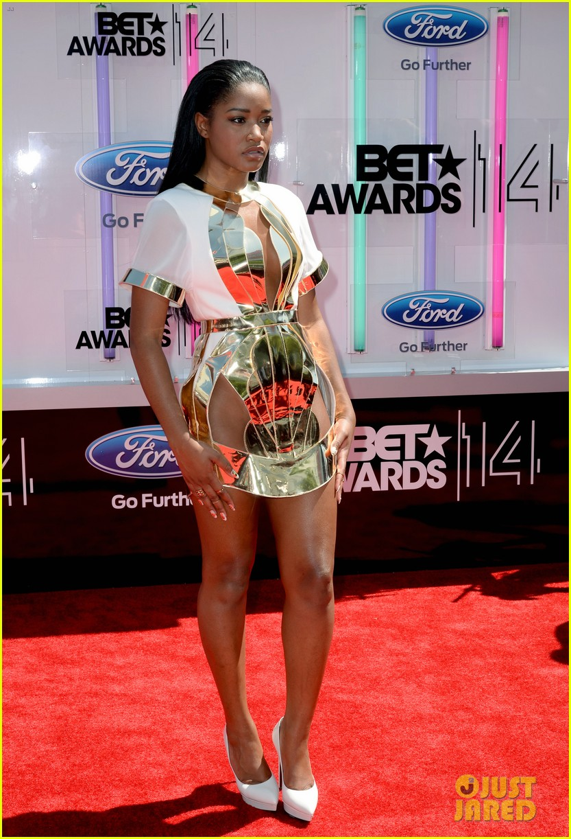 keke palmer bet awards 2014 053146251