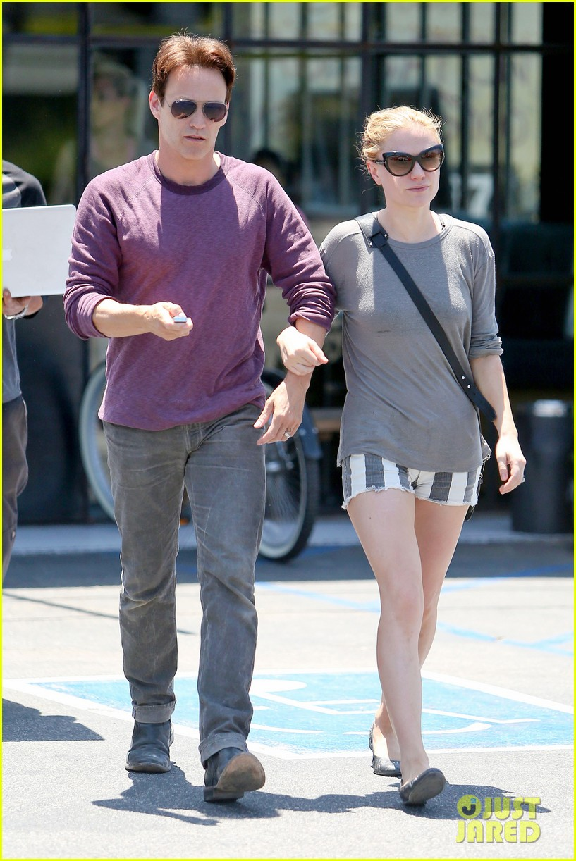 anna paquin stephen moyer fathers day 043135503