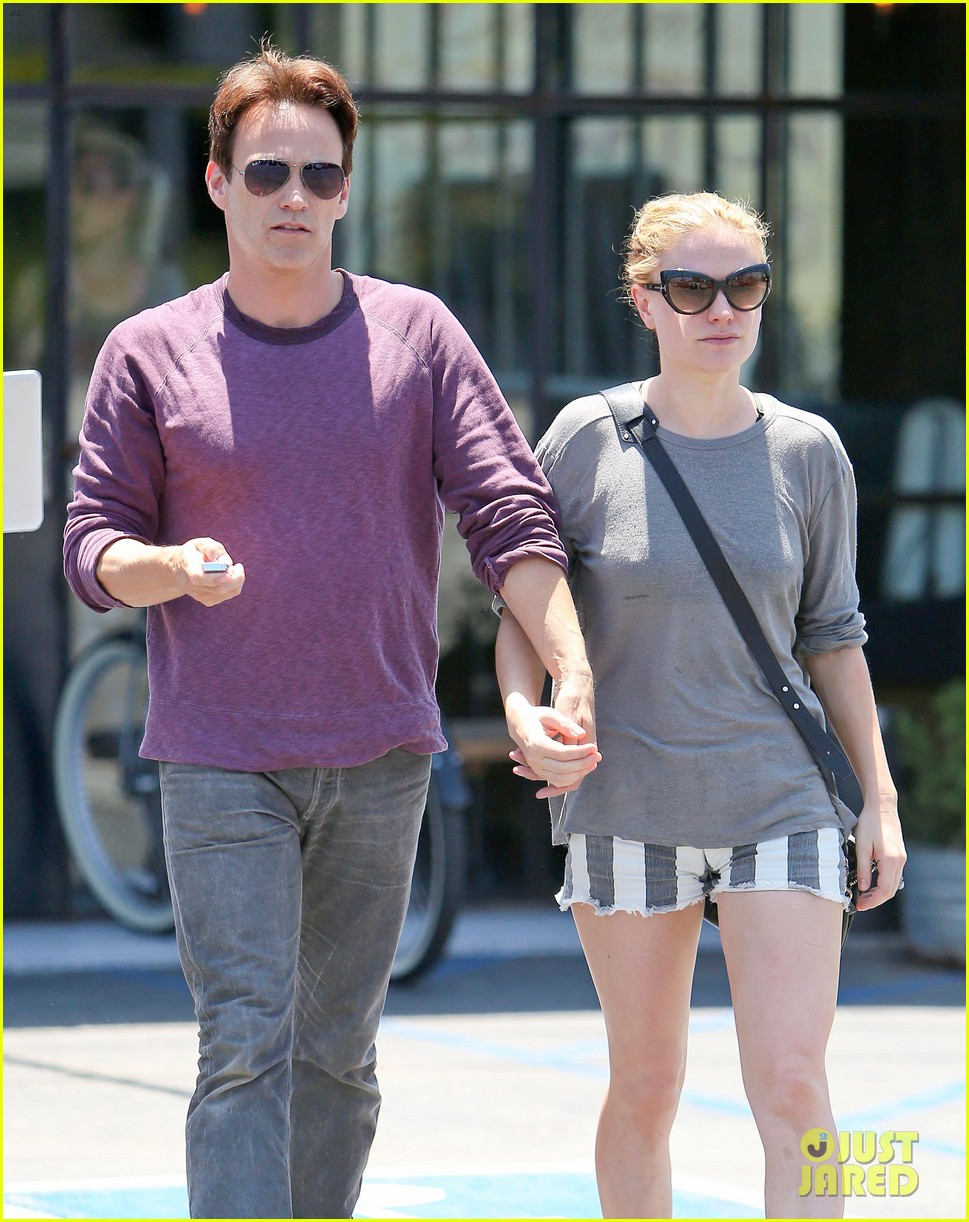 anna paquin stephen moyer fathers day 063135505