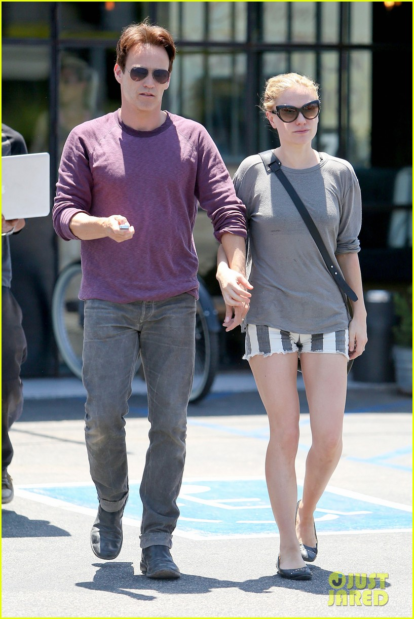 anna paquin stephen moyer fathers day 073135506