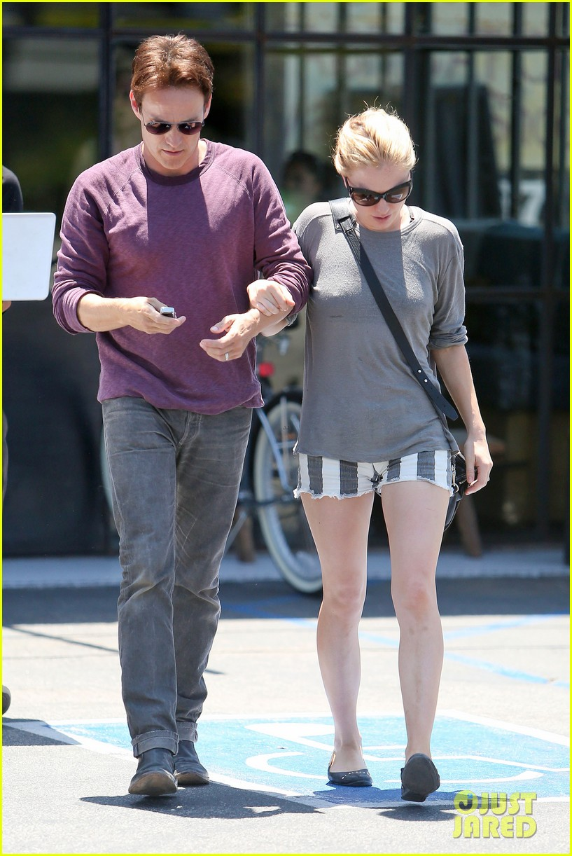 anna paquin stephen moyer fathers day 113135510