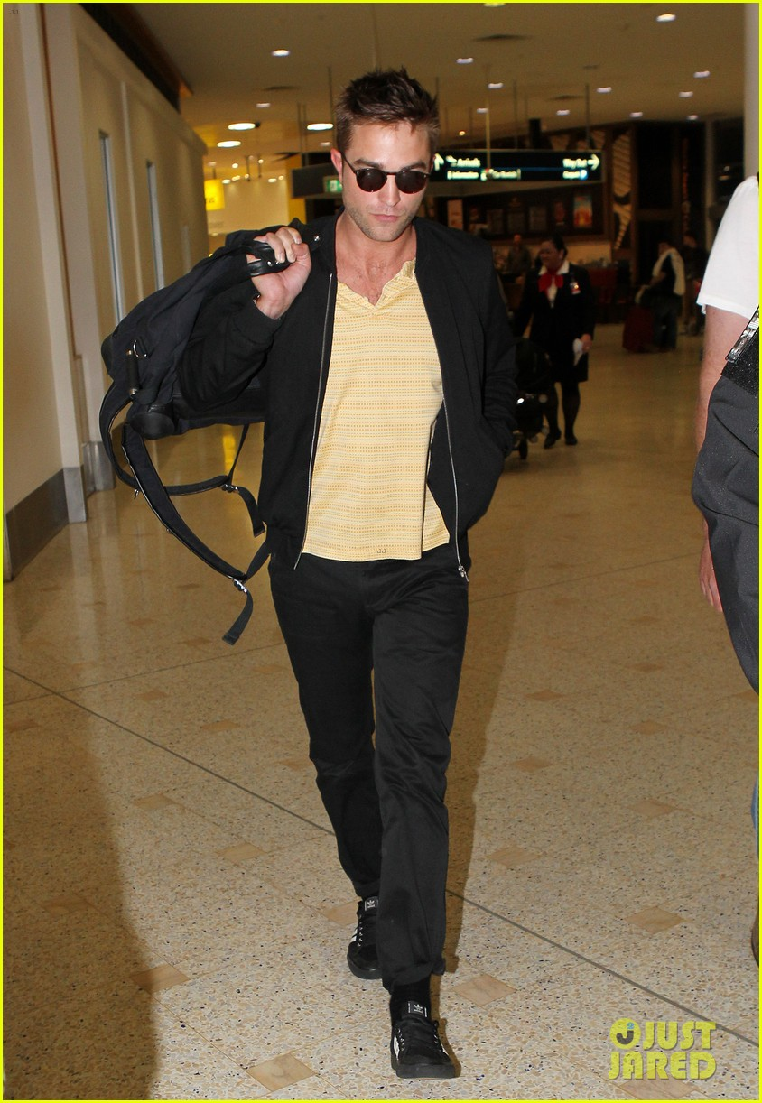 robert pattinson level headed normal 033128239