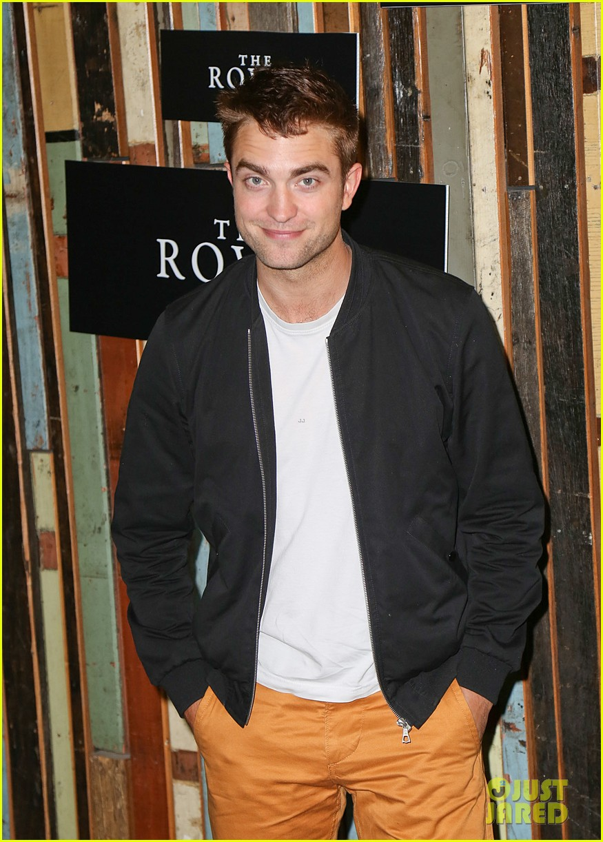 robert pattinson the rover sydney photo call 073129388