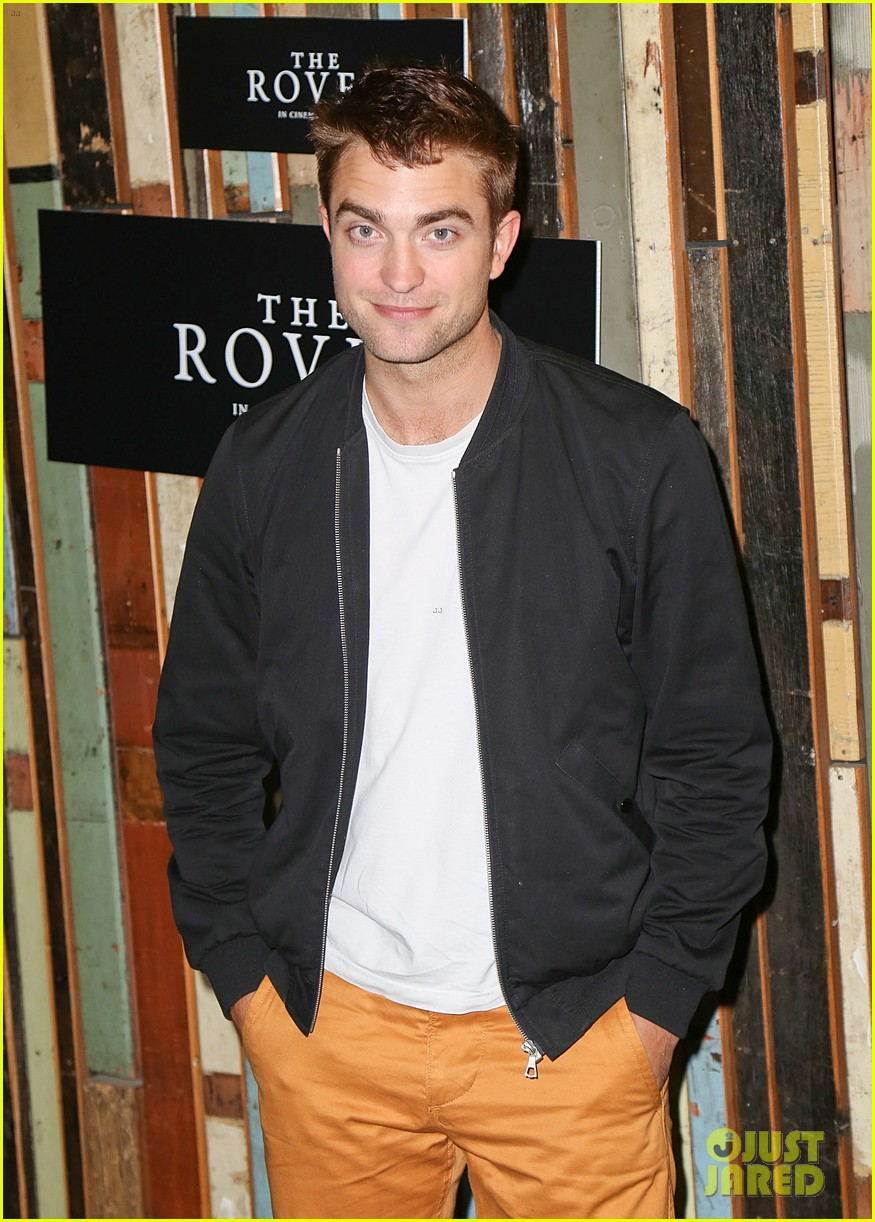 robert pattinson the rover sydney photo call 12