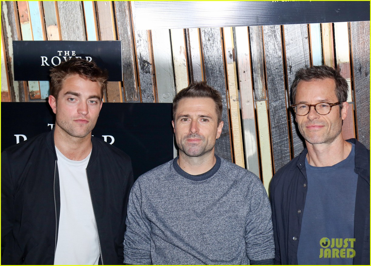 robert pattinson the rover sydney photo call 163129397