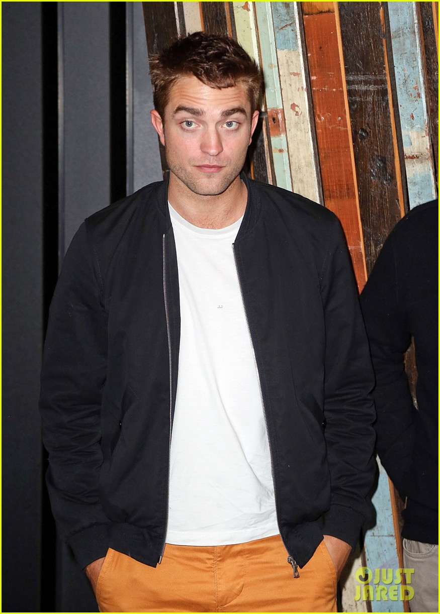 robert pattinson the rover sydney photo call 193129400