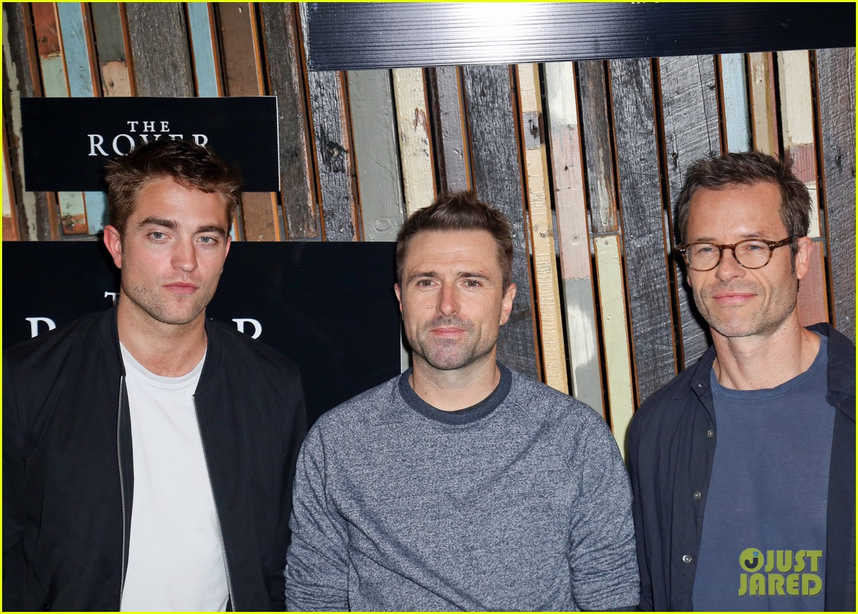 robert pattinson the rover sydney photo call 253129406
