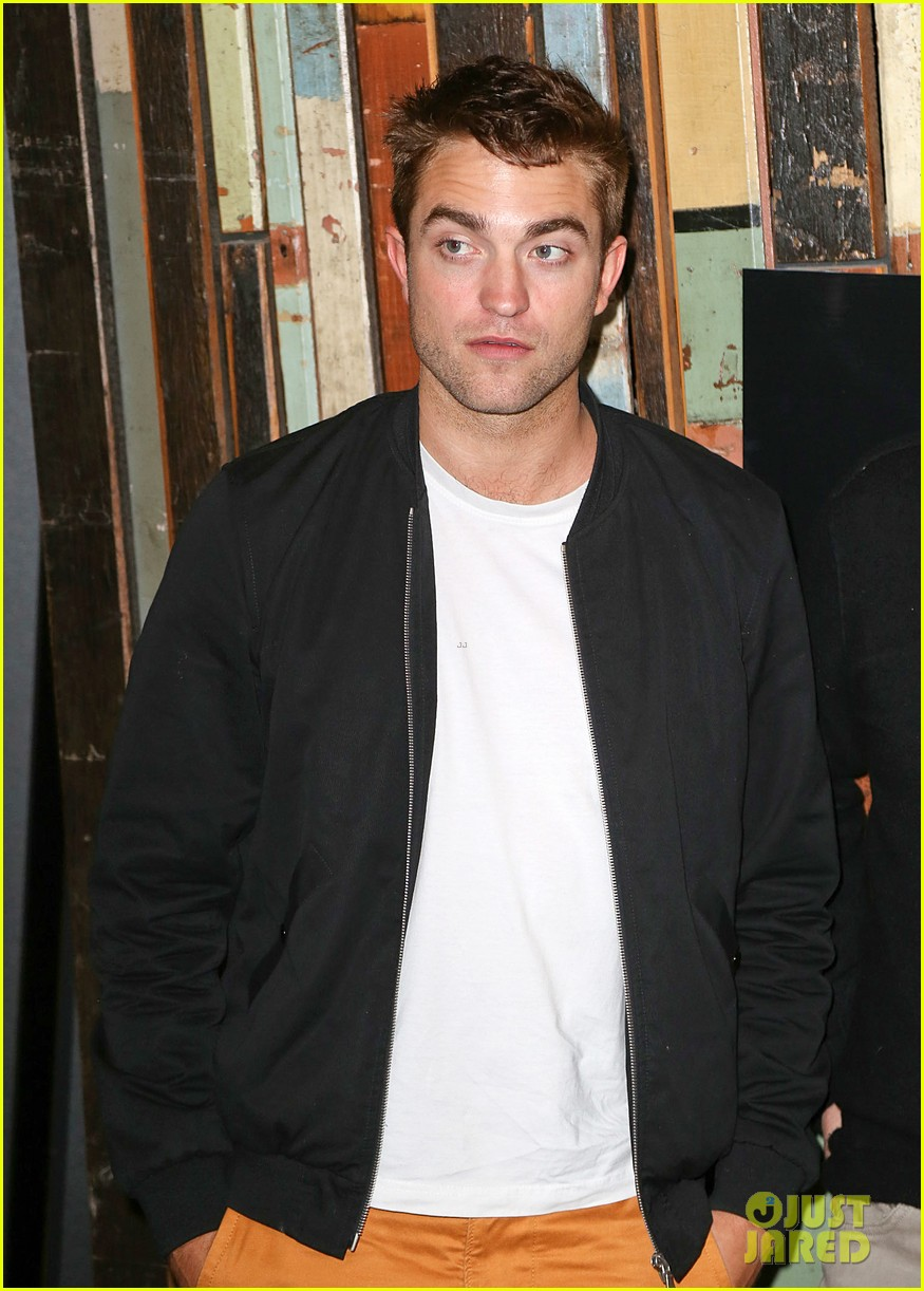 robert pattinson the rover sydney photo call 263129407