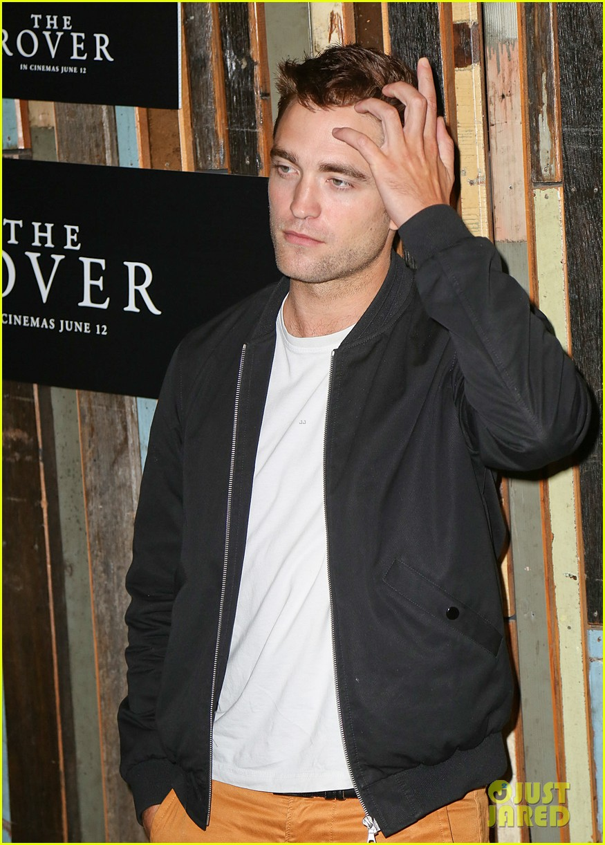 robert pattinson the rover sydney photo call 273129408