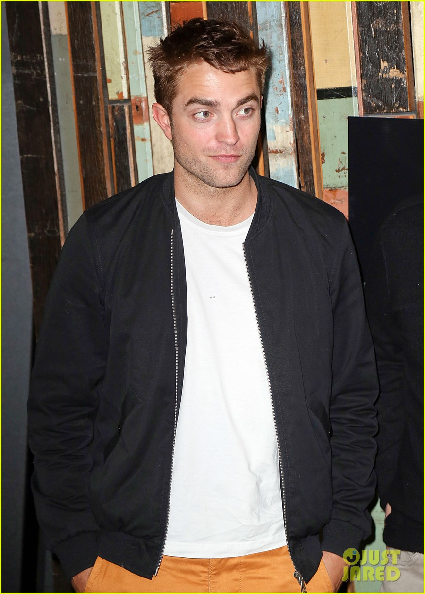 robert pattinson the rover sydney photo call 283129409