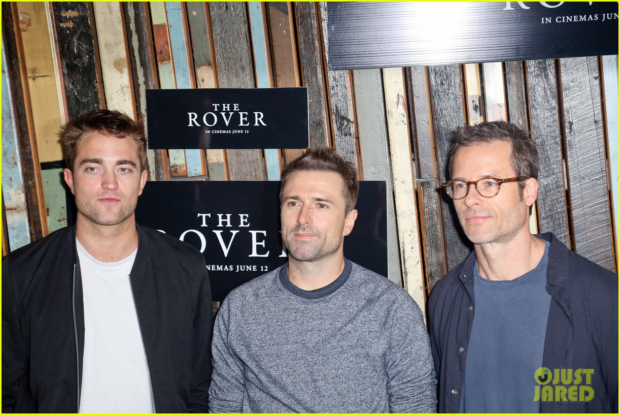 robert pattinson the rover sydney photo call 29