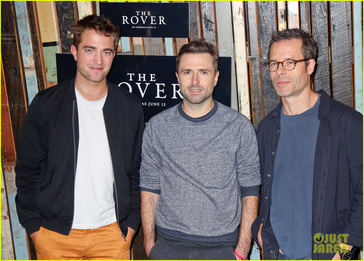 robert pattinson the rover sydney photo call 323129413