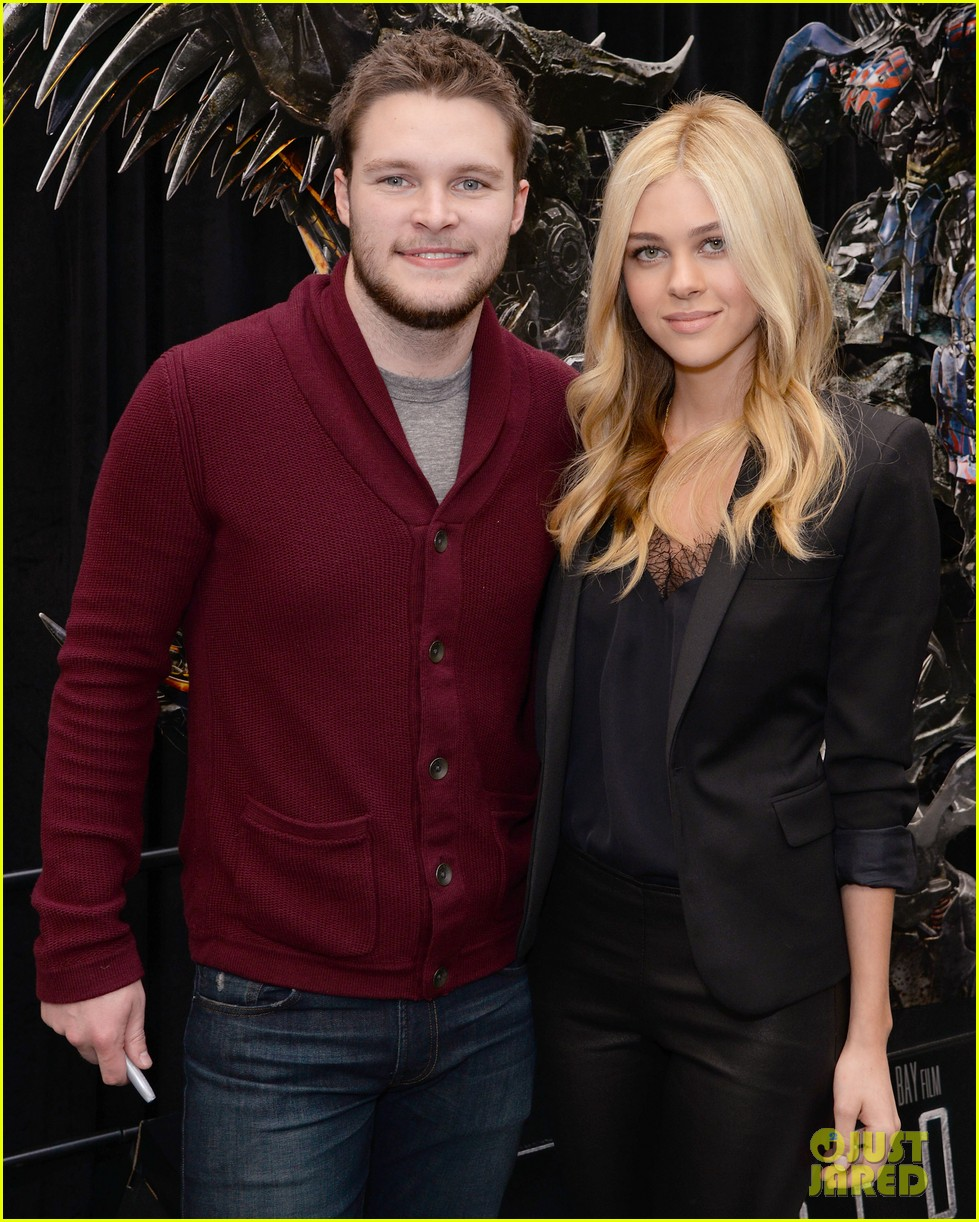 nicola peltz jack reynor tour country for transformers 103132908