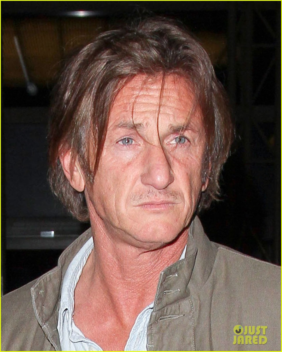 sean penn says were making great progress in haiti 033139933
