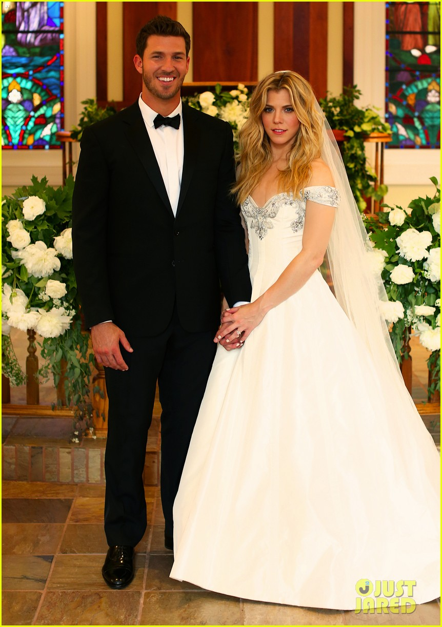 kimberly perry jp arencibia wedding photos 023135672
