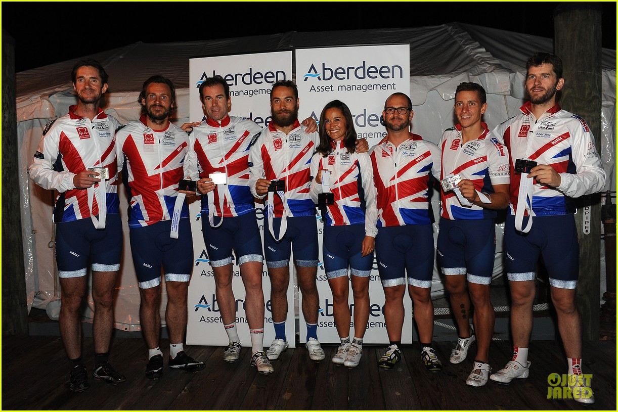 pippa middleton brother james complete race across america 033140470