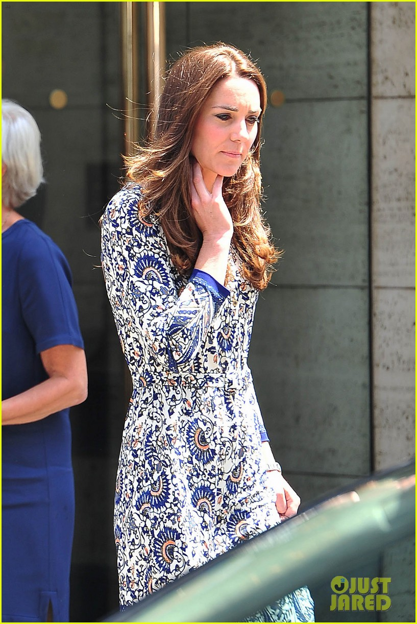 kate middleton steps out after pippa today interview 033147001