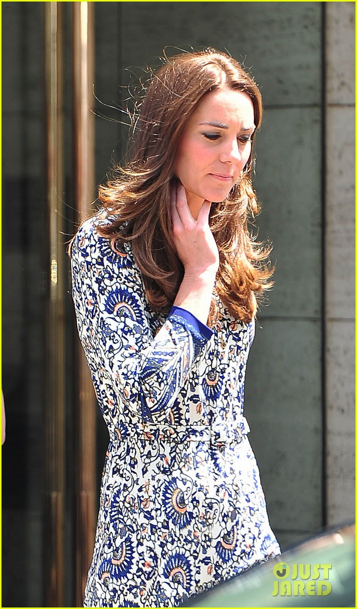 kate middleton steps out after pippa today interview 073147005