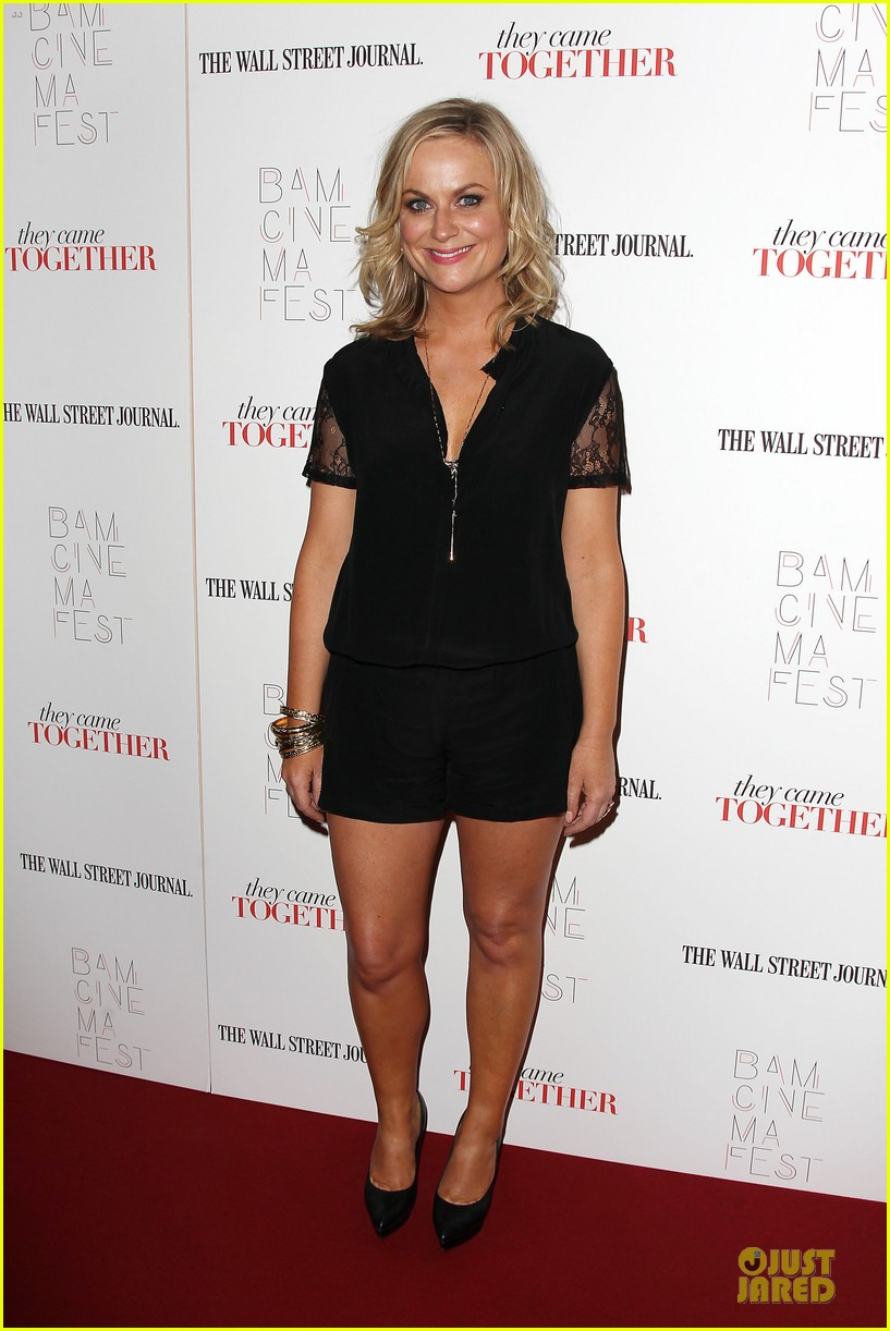 amy poehler paul rudd they came together in nyc 26